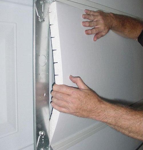 garage door insulation olney md