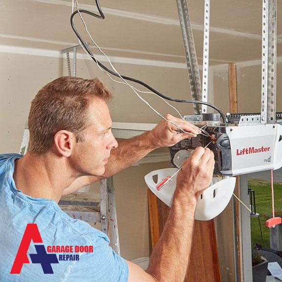 Book Your Own Garage Door Service Olney Md, A Plus Garage Door Repair